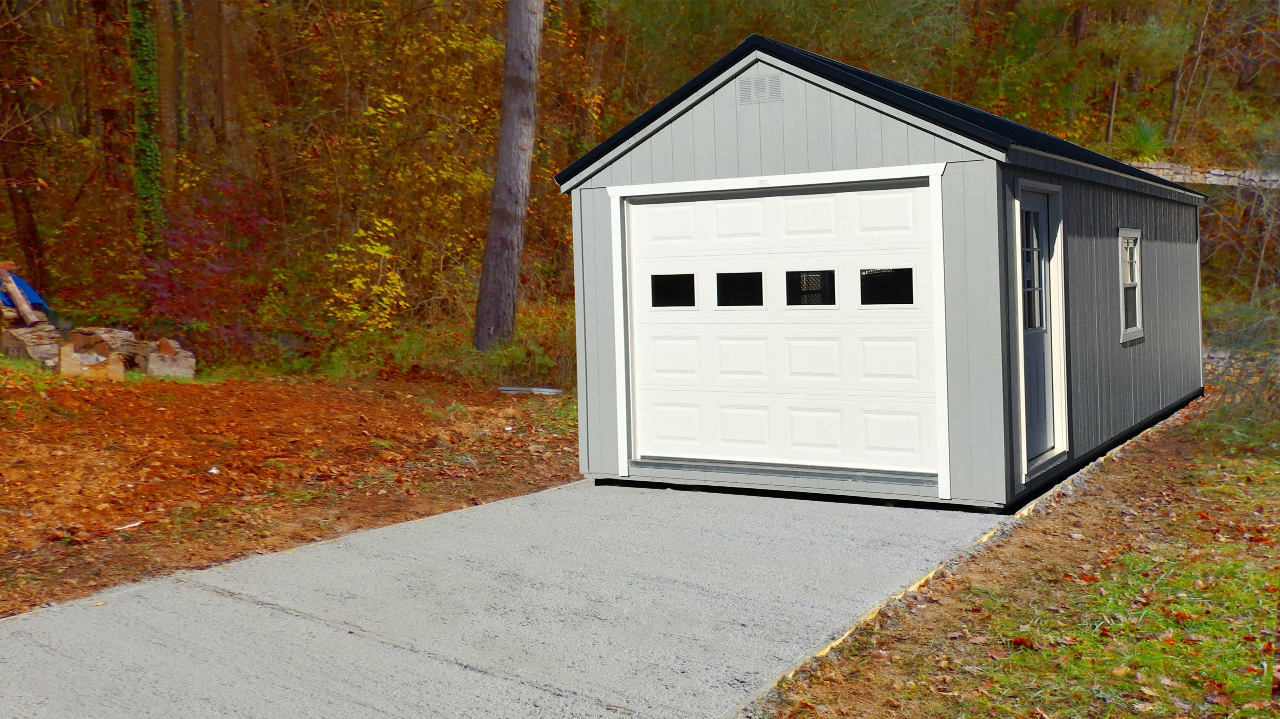 how much does a single car garage cost