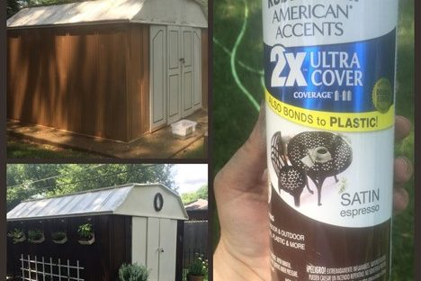 remodeling a prefab shed