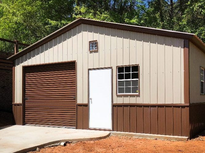 what is a carport garage