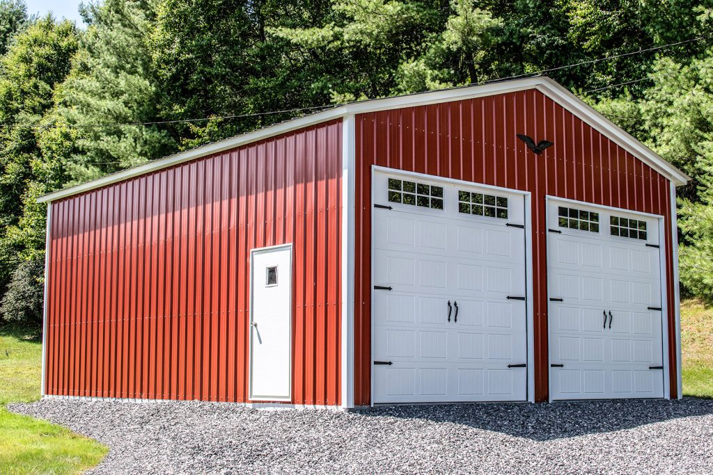 what is prefab garage in virginia